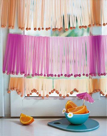 Decoration cuisine rideaux for Decoration de cuisine en crochet