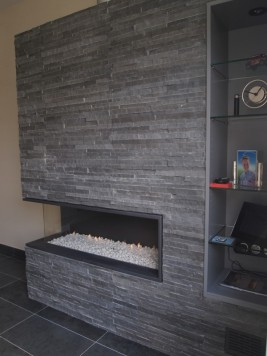 chemin e d co gaz. Black Bedroom Furniture Sets. Home Design Ideas