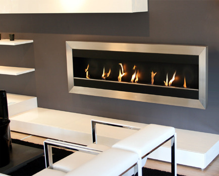 d co avec chemin e bio ethanol. Black Bedroom Furniture Sets. Home Design Ideas