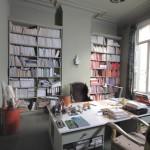 déco bureau gris