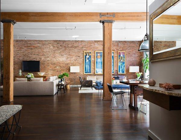 Loft New Yorkais Deco. Good John Street With Loft New Yorkais Deco ...