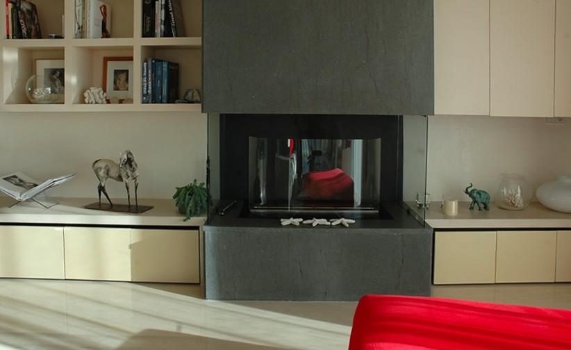 D co chemin e insert - Decoration de cheminee avec insert ...