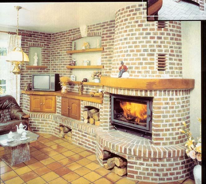 Formidable Salle De Jardin Exterieur #4: Photo-decoration-déco-intérieur-cheminée-7.jpg