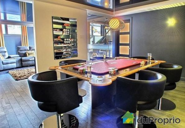 d co salle de jeux adulte. Black Bedroom Furniture Sets. Home Design Ideas