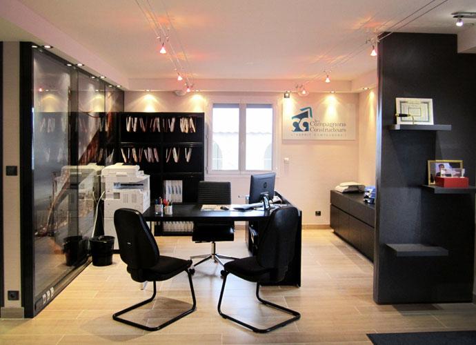 d coration bureau commercial. Black Bedroom Furniture Sets. Home Design Ideas
