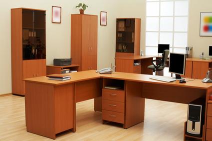 d coration bureau de travail. Black Bedroom Furniture Sets. Home Design Ideas