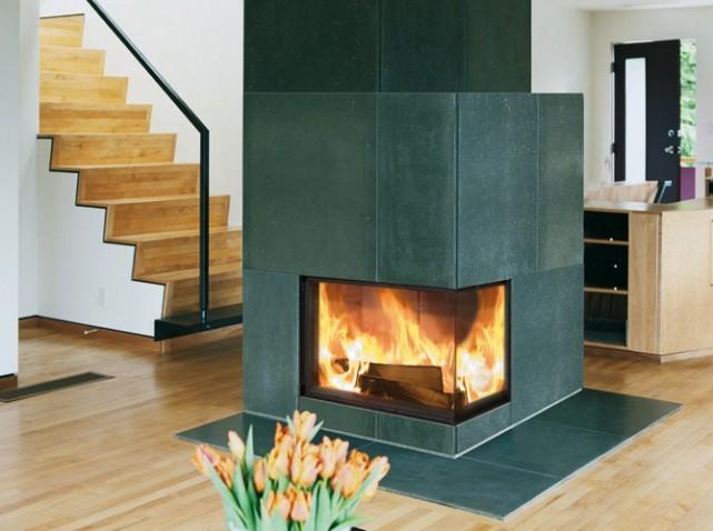 d coration entourage chemin e. Black Bedroom Furniture Sets. Home Design Ideas