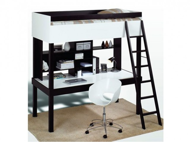 d co bureau mezzanine. Black Bedroom Furniture Sets. Home Design Ideas