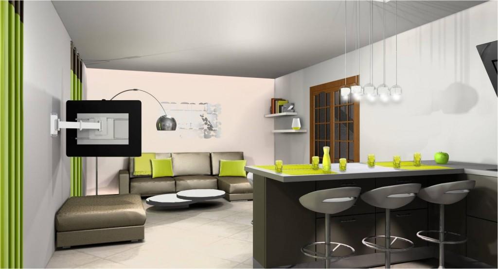 deco cuisine salon