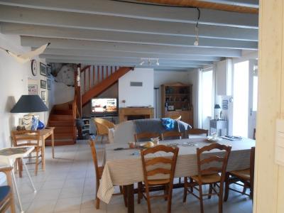 D co salle manger bord de mer for Deco maison bord de mer
