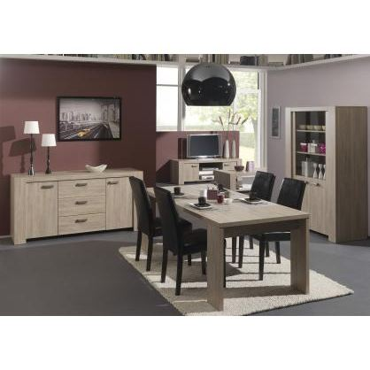 d co salle manger style contemporain. Black Bedroom Furniture Sets. Home Design Ideas
