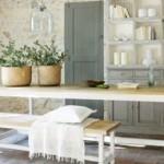 décoration salle à manger provençale