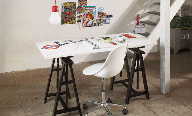bureau d co london. Black Bedroom Furniture Sets. Home Design Ideas