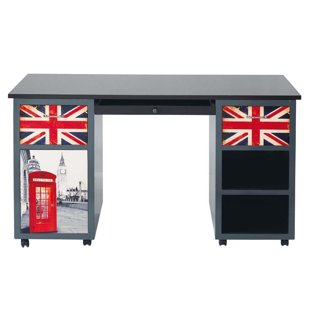 D co bureau london - Bureau drapeau anglais ...