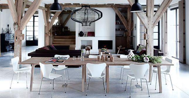 d coration vieille maison. Black Bedroom Furniture Sets. Home Design Ideas