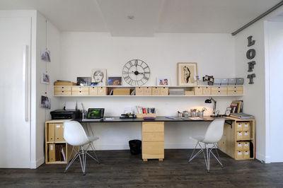 d coration bureau a la maison. Black Bedroom Furniture Sets. Home Design Ideas