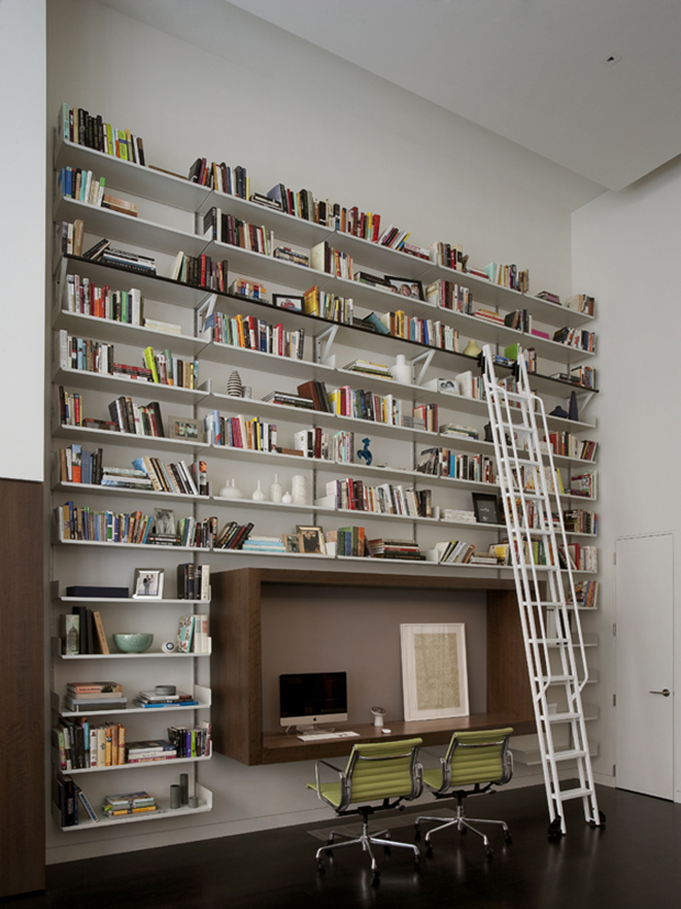 d coration bureau bibliotheque. Black Bedroom Furniture Sets. Home Design Ideas