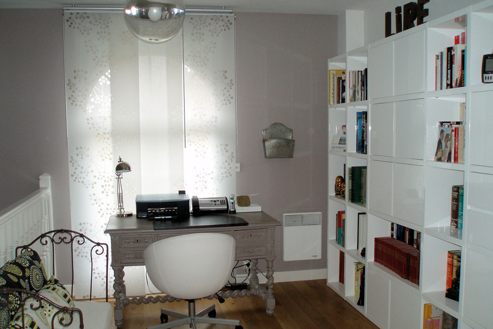 Id e d co chambre biblioth que for Bureau bibliotheque