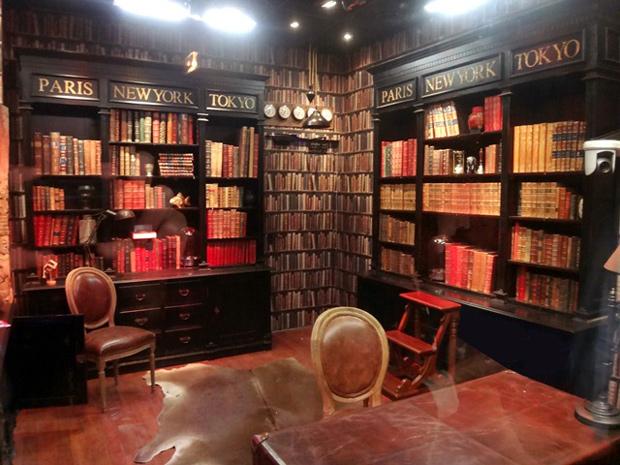 D Coration Bureau Bibliotheque