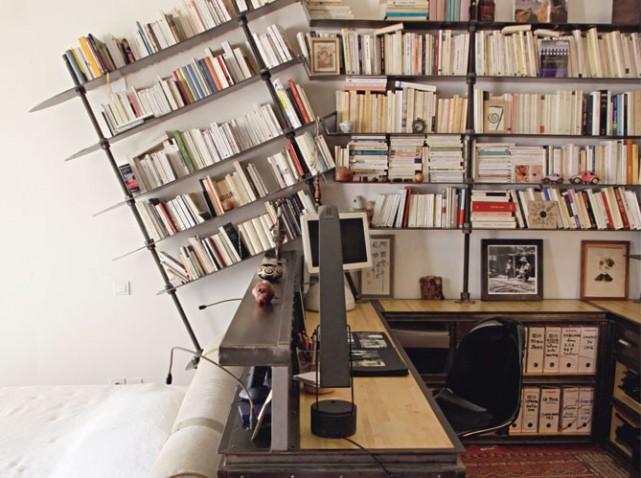 Belle décoration bureau chambre
