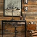 décoration bureau style industriel