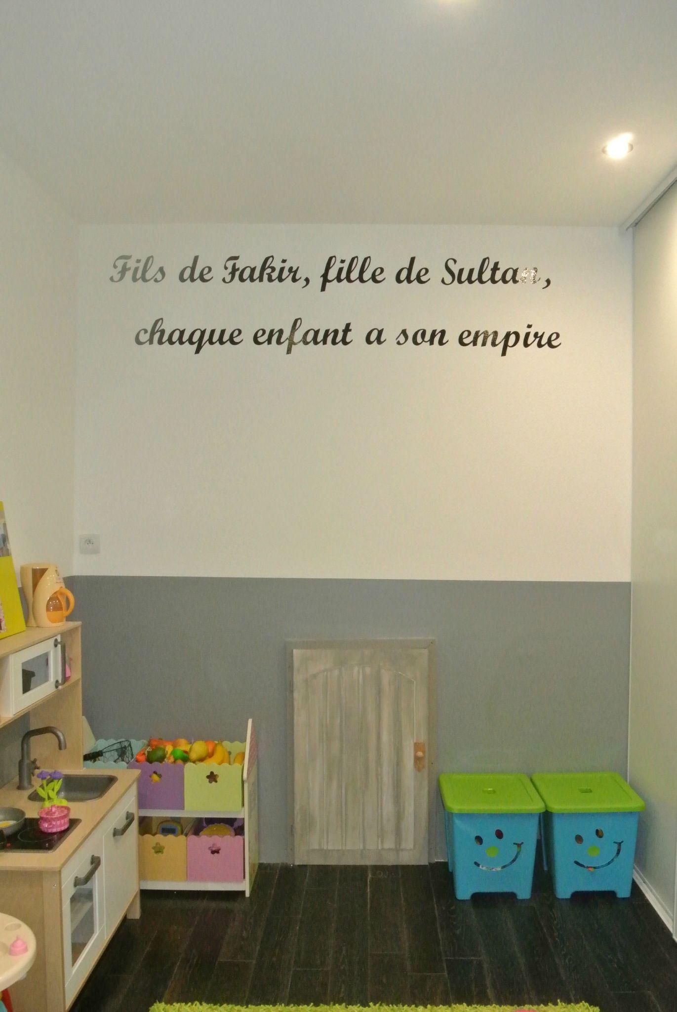 Ordinary Decoration Salle De Jeu #8: Photo Déco