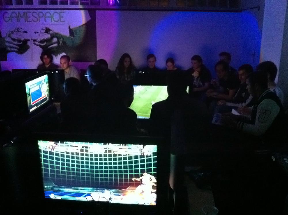 D Coration Salle De Jeux Playstation