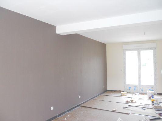 Deco peinture salon salle manger id es de d coration - Deco peinture salle a manger ...