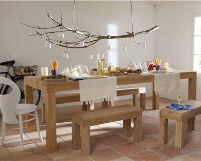d co salle manger loft. Black Bedroom Furniture Sets. Home Design Ideas