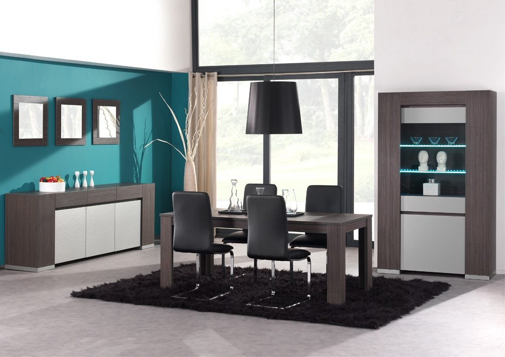 d co salle manger moderne. Black Bedroom Furniture Sets. Home Design Ideas