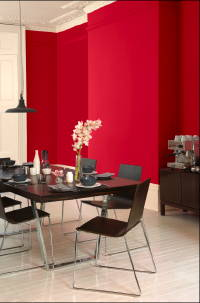 Awesome Salle Couleur Peinture Noisette Et Blanc Ideas ...