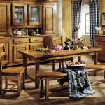 décoration salle à manger louis philippe