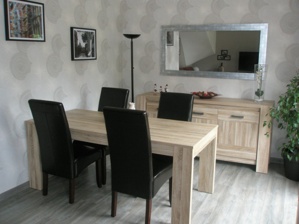 d co salon salle a manger nature. Black Bedroom Furniture Sets. Home Design Ideas