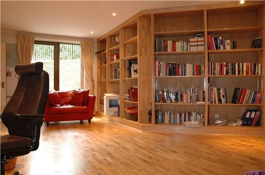 d co bureau biblioth que. Black Bedroom Furniture Sets. Home Design Ideas