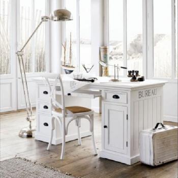 d co bureau bois. Black Bedroom Furniture Sets. Home Design Ideas