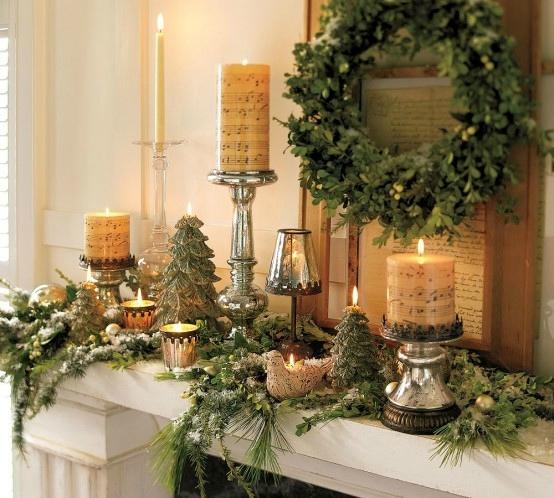 Chemin Ef Bf Bde Decoration De Noel