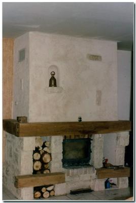 d co hotte chemin e. Black Bedroom Furniture Sets. Home Design Ideas