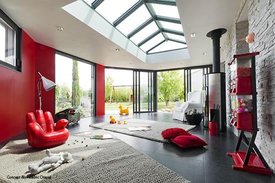 d co salle de jeux ado. Black Bedroom Furniture Sets. Home Design Ideas