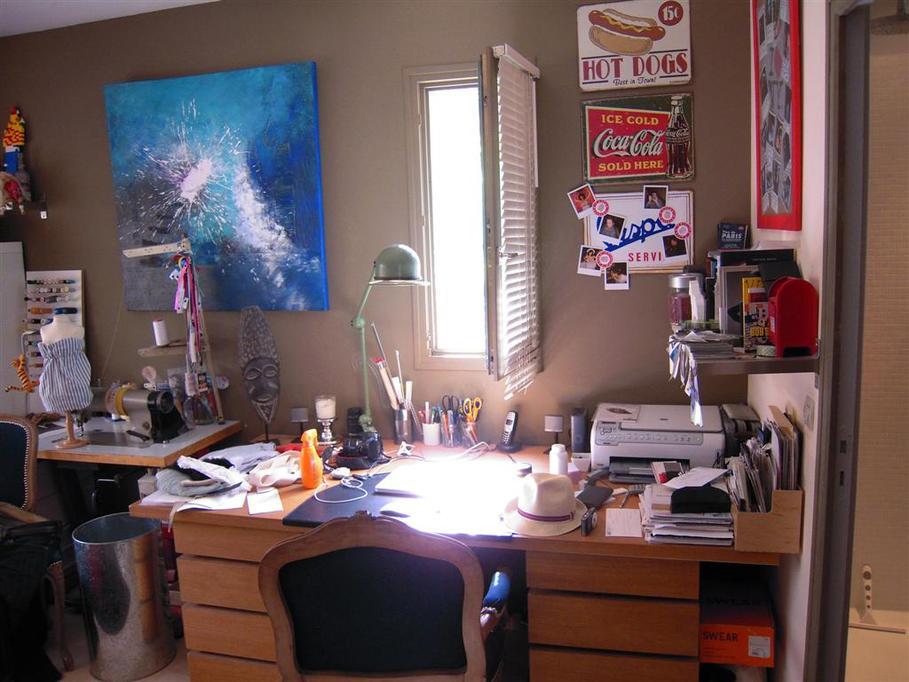 Bureau Decoration Maison : Deco bureau homme