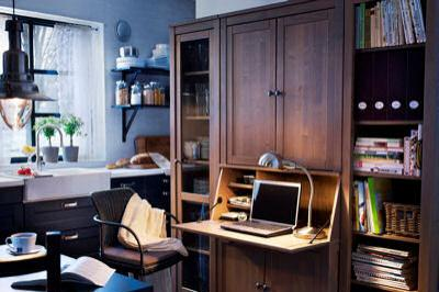 mod le d coration bureau travail maison. Black Bedroom Furniture Sets. Home Design Ideas