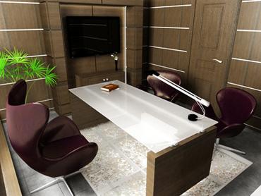 d coration de bureau feng shui. Black Bedroom Furniture Sets. Home Design Ideas