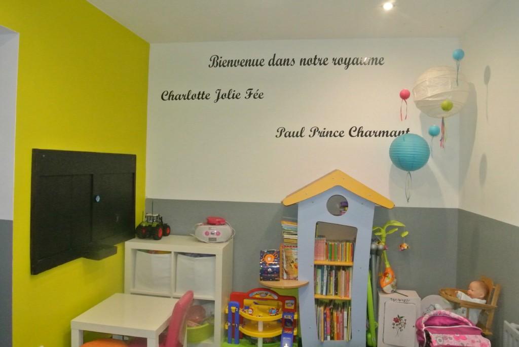decoration salle de jeux orleans design