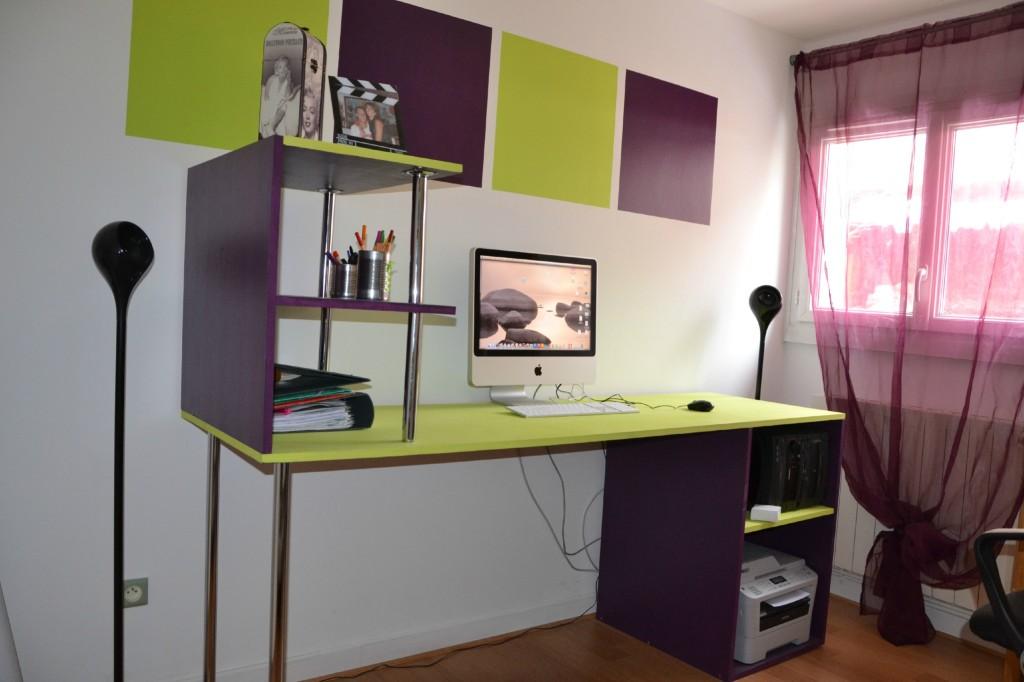 décoration peinture pour bureau