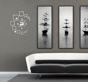 photo decoration d coration murale bureau. Black Bedroom Furniture Sets. Home Design Ideas