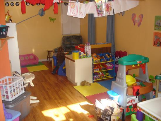 D coration salle de jeux garderie Jeux de decoration la maison