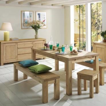 modèle décoration salle à manger en bois - Modele De Salle A Manger En Bois
