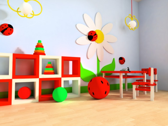 awesome exemple dcoration salle de jeux bb with decoration salle de jeux