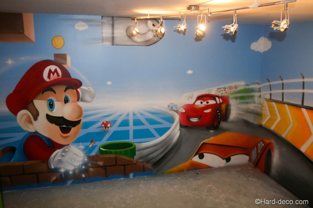 D Coration Salle De Jeux Video