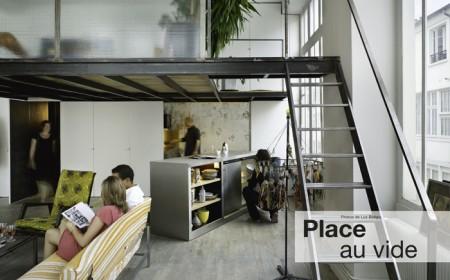 Interieur maison avec mezzanine - Deco mezzanine maison ...