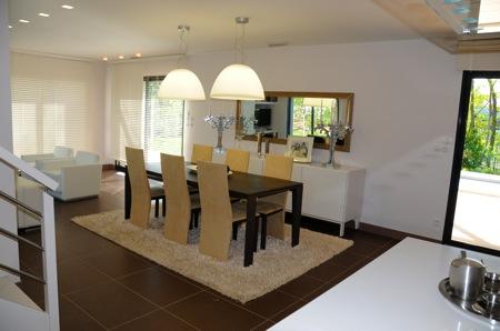 exemple deco salle a manger ~ meilleures images d'inspiration pour ... - Decoration Interieur Salon Salle A Manger